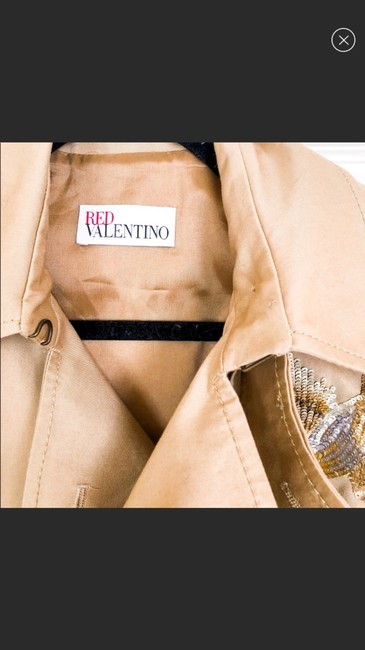 RED Valentino Trench Coat Image 11