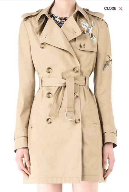 RED Valentino Trench Coat Image 3