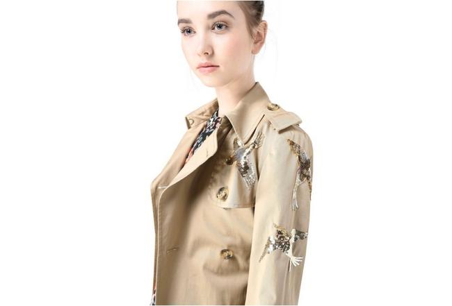 RED Valentino Trench Coat Image 4