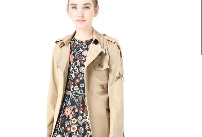 RED Valentino Trench Coat Image 5