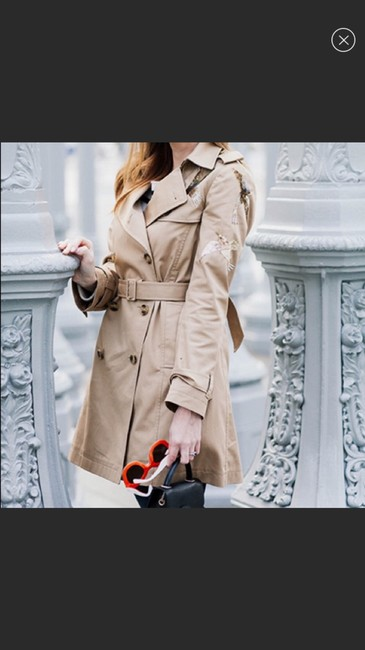 RED Valentino Trench Coat Image 7