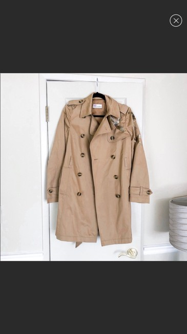 RED Valentino Trench Coat Image 9