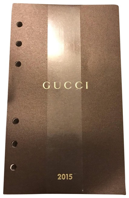 Gucci Notebook Agenda Pages Gucci Notebook Agenda Pages Image 1