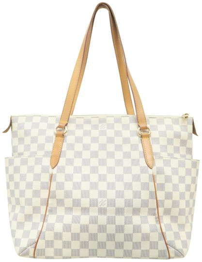 Preload https://img-static.tradesy.com/item/26023127/louis-vuitton-totally-mm-white-damier-azur-canvas-shoulder-bag-0-1-540-540.jpg