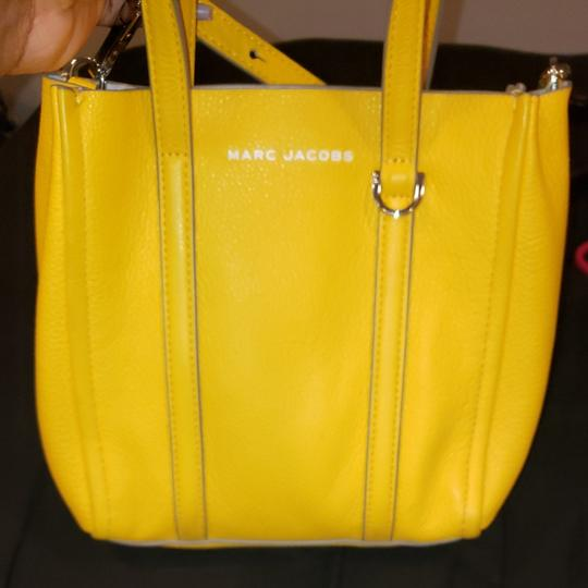 Marc Jacobs Tote in Yellow Image 1
