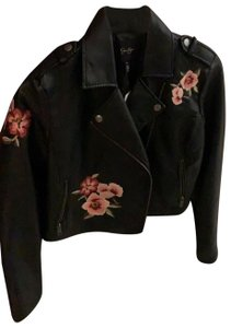 Jessica Simpson Motorcycle Jacket