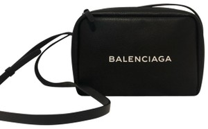 Balenciaga Black Messenger Bag