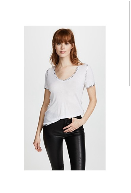 Preload https://img-static.tradesy.com/item/26023342/zadig-and-voltaire-pastel-blue-tee-shirt-size-2-xs-0-0-650-650.jpg
