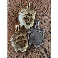 Harlembling Harlembling Solid 925 Silver Ghost Cut Out Jesus Piece Image 6