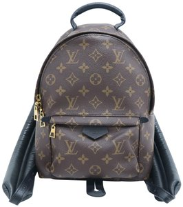 Louis Vuitton Lv Monogram Canvas Palm Springs Backpack
