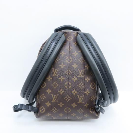 Louis Vuitton Lv Monogram Canvas Palm Springs Backpack Image 2