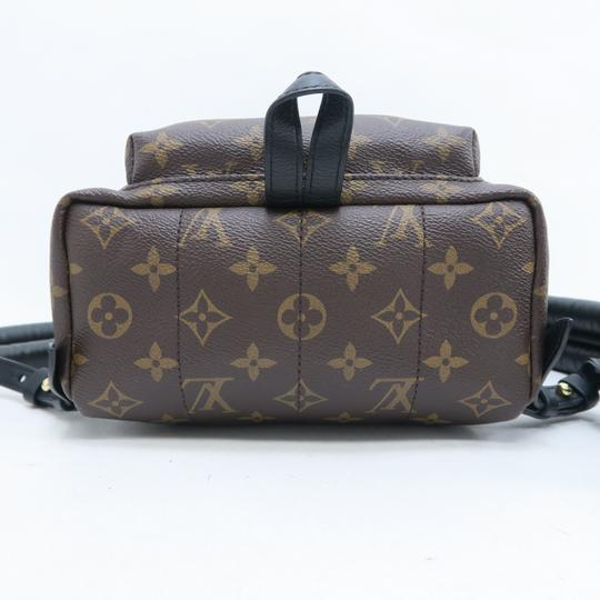 Louis Vuitton Lv Monogram Canvas Palm Springs Backpack Image 5
