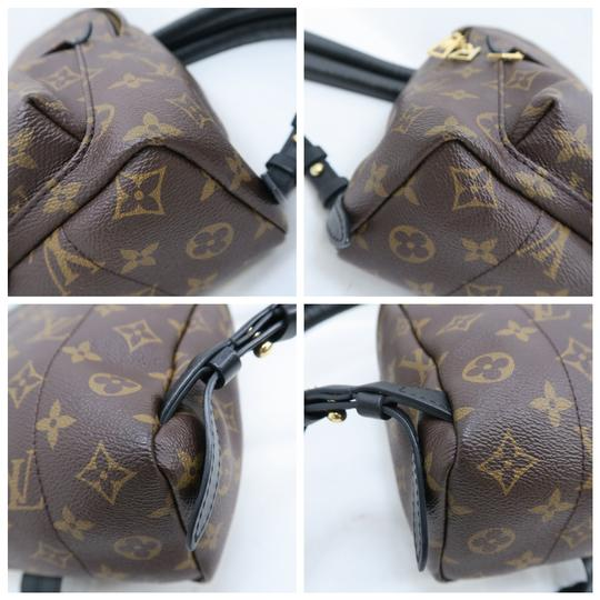 Louis Vuitton Lv Monogram Canvas Palm Springs Backpack Image 6