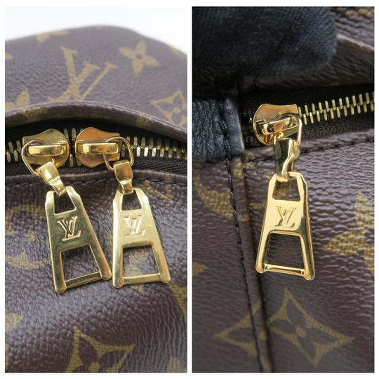 Louis Vuitton Lv Monogram Canvas Palm Springs Backpack Image 8