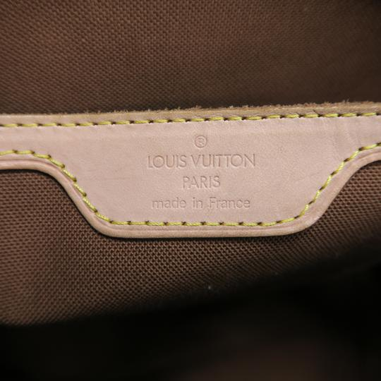 Louis Vuitton Lv Monogram Mezzo Cabas Shoulder Bag Image 10