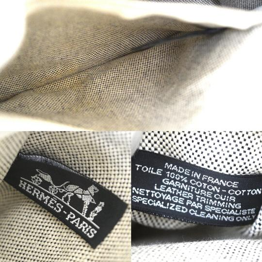 Hermès Made In France Tote in Gray Image 10