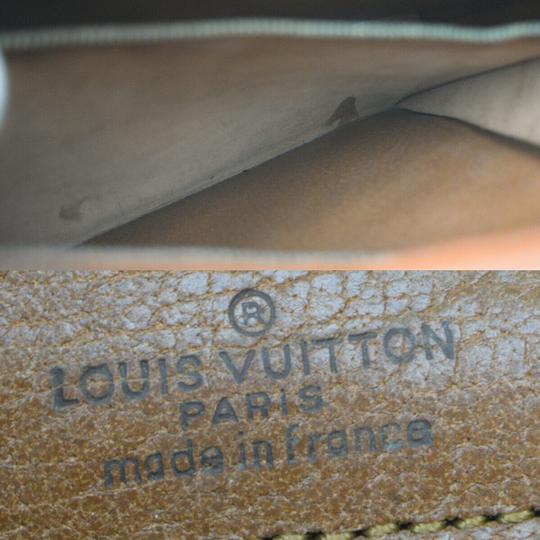Louis Vuitton Made In France Brown Travel Bag Image 9