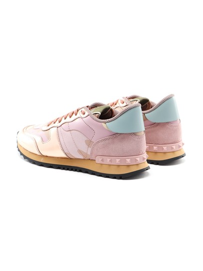 Valentino Pink gold Athletic Image 1