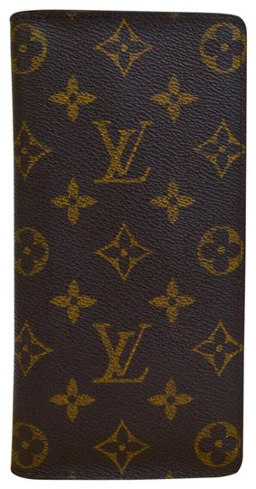 Preload https://img-static.tradesy.com/item/26023507/louis-vuitton-brown-brazza-long-bifold-monogram-leather-wallet-0-1-540-540.jpg