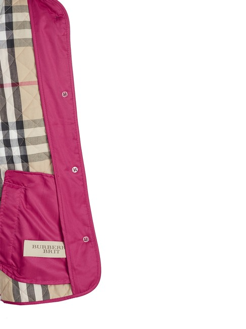 Burberry pink Jacket Image 2