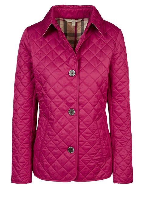 Preload https://img-static.tradesy.com/item/26023543/burberry-pink-brit-quilted-56675-jacket-size-14-l-0-0-650-650.jpg
