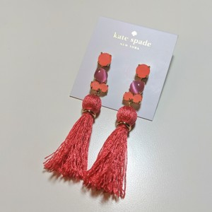 Kate Spade The Swing of Things Tassel Earrings
