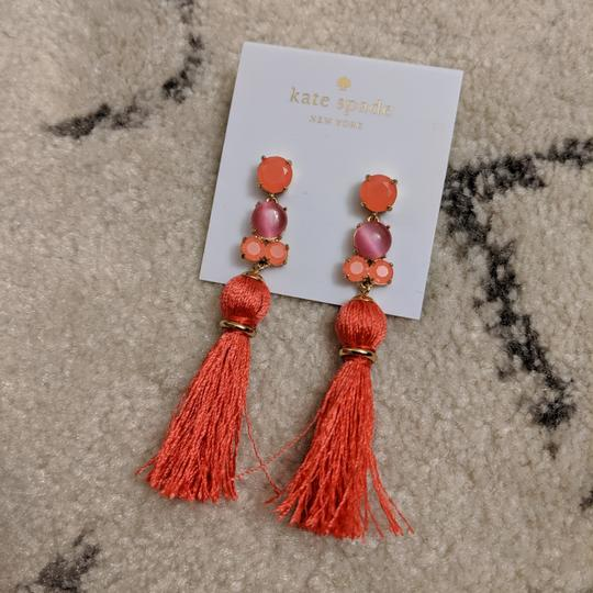 Kate Spade The Swing of Things Tassel Earrings Image 2