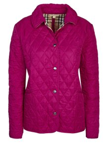 Burberry magenta Jacket