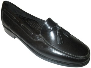 Cole Haan Tassel Loafer City Mocassin Black Formal