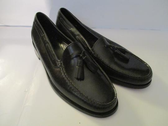 Cole Haan Tassel Loafer City Mocassin Black Formal Image 1