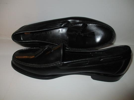 Cole Haan Tassel Loafer City Mocassin Black Formal Image 2