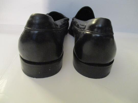 Cole Haan Tassel Loafer City Mocassin Black Formal Image 4