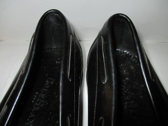 Cole Haan Tassel Loafer City Mocassin Black Formal Image 5