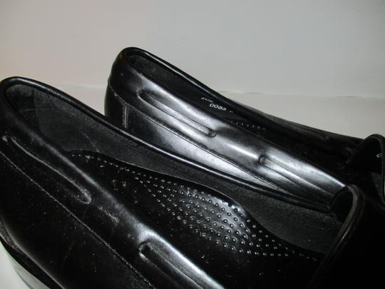 Cole Haan Tassel Loafer City Mocassin Black Formal Image 6