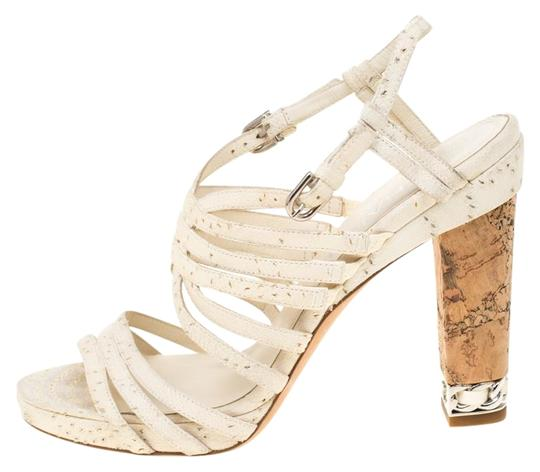 Preload https://img-static.tradesy.com/item/26023769/chanel-white-leather-chain-embellished-cork-heel-strappy-sandals-size-eu-39-approx-us-9-regular-m-b-0-1-540-540.jpg