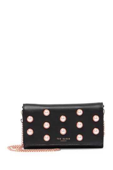 Preload https://img-static.tradesy.com/item/26024343/ted-baker-wallet-on-chain-steff-faux-pearl-stud-matinee-black-leather-cross-body-bag-0-0-540-540.jpg