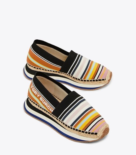 Tory Burch MULTI WEBBING STRIPE Athletic Image 1