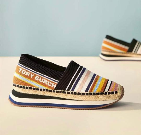 Tory Burch MULTI WEBBING STRIPE Athletic Image 2