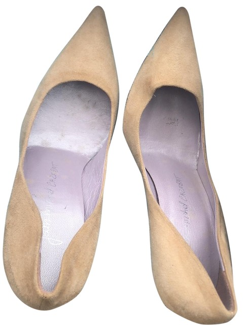 Jean-Michel Cazabat Tan Pumps Size EU 35.5 (Approx. US 5.5) Regular (M, B) Jean-Michel Cazabat Tan Pumps Size EU 35.5 (Approx. US 5.5) Regular (M, B) Image 1
