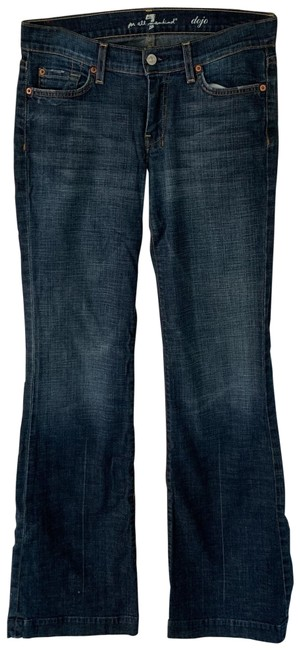 Preload https://img-static.tradesy.com/item/26024565/7-for-all-mankind-blue-dark-rinse-u1152195-2195-boot-cut-jeans-size-4-s-27-0-1-650-650.jpg
