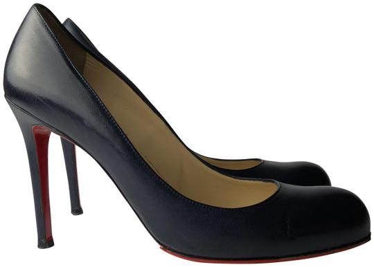 Preload https://img-static.tradesy.com/item/26024903/christian-louboutin-navy-blue-simple-100-leather-calf-pumps-size-eu-385-approx-us-85-regular-m-b-0-1-540-540.jpg