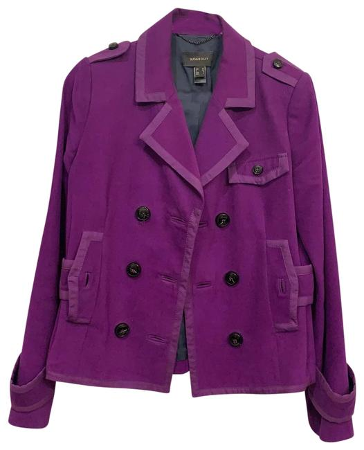 Preload https://img-static.tradesy.com/item/26024959/mango-purlpe-light-jacket-coat-size-4-s-0-1-650-650.jpg
