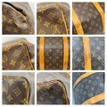 Louis Vuitton Brown Travel Bag Image 4