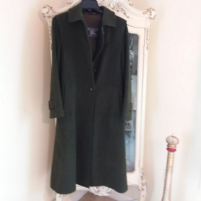 Burberry London Pea Coat Image 2