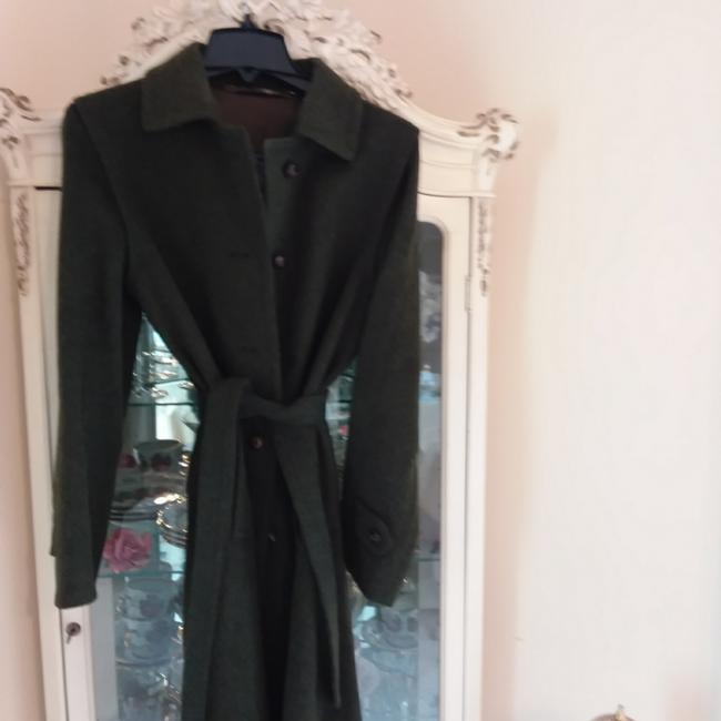 Burberry London Pea Coat Image 4