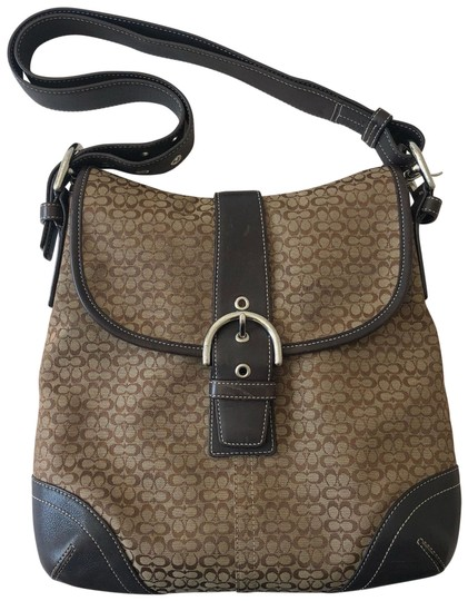 Preload https://img-static.tradesy.com/item/26025322/coach-sigature-brown-cross-body-bag-0-1-540-540.jpg