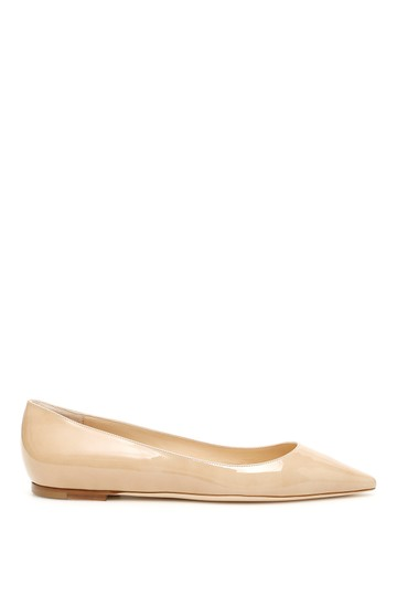 Preload https://img-static.tradesy.com/item/26025406/jimmy-choo-beige-romy-ballerinas-flats-size-eu-38-approx-us-8-regular-m-b-0-0-540-540.jpg