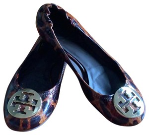 Tory Burch black and brown Pumps