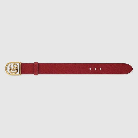 Gucci Marmont Double G leather bracelet SIZE SMALL Image 2