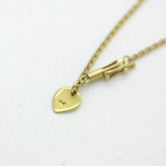 Me & Ro 18K Yellow Gold 0.40ct Diamond Tear Drop Pendant Necklace, 16 in Image 2